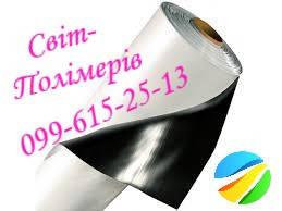 Мульчирующая пленка черно белая 1000*40*1000