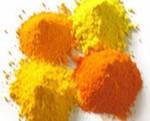 Желтый железоокисный пигмент
