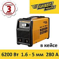 Сварочный инвертор Kaiser MMA-280 HOME LINE