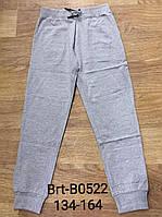 Спортивные брюки для мальчиков Glo-Story, 134-164 рр.  Артикул: BRT-B0522-серый , фото 1