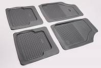 Коврики в салон для Volkswagen Golf 2, коврики для Гольф 2 (4 шт.) Prima Резиновые