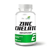 Минералы - Цинк - EnergiVit Zinc Chelate /100 capsules