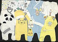 Набор в роддом, одежда для новорожденных (56/62 см)