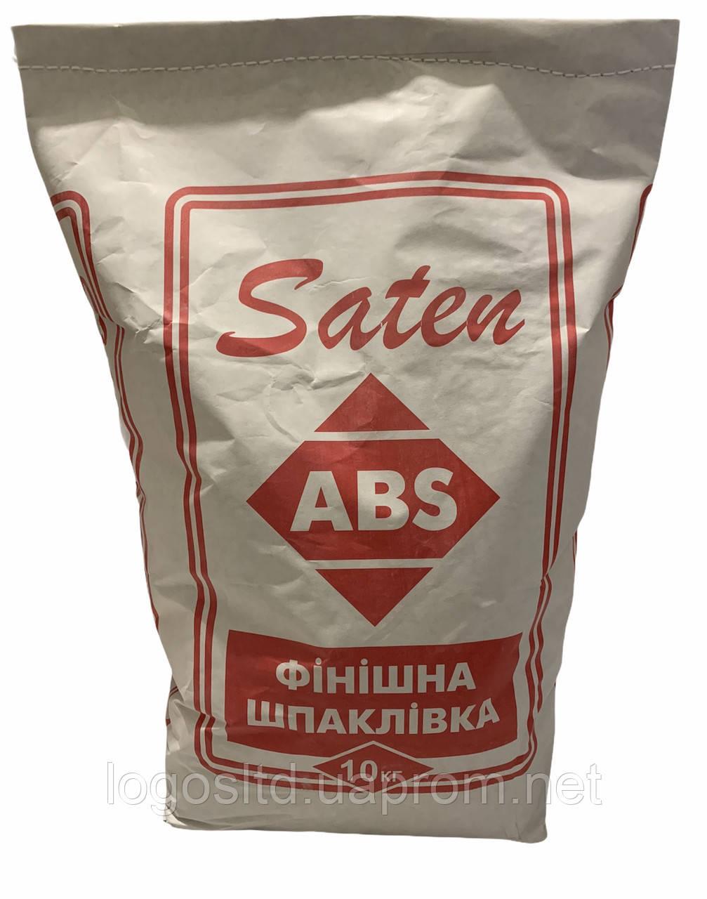 Шпатлевка АВС финишная  10 кг (Турция)