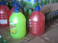 Мыло жидкое 5л в ПЕТ-бутылках