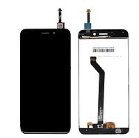 Дисплей (экран) для Huawei Honor 6C Pro (JMM-L22)/Honor V9 Play + тачскрин, черный, версия 1
