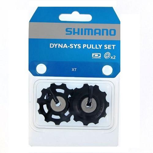 Ролики для заднего переключателя Shimano Deore XT (10 скоростей)