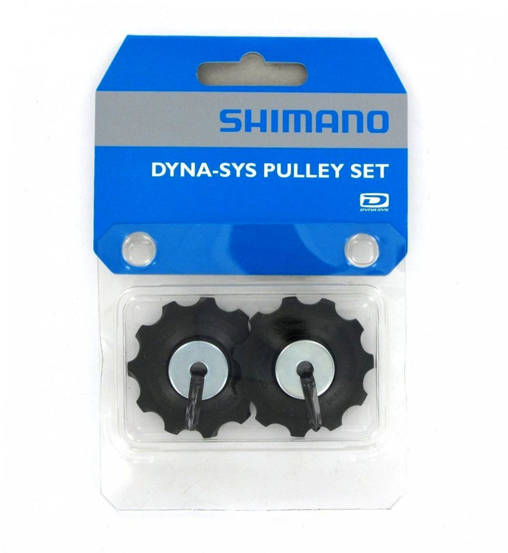 Ролики для заднього перемикача швидкостей Shimano Deore - SLX
