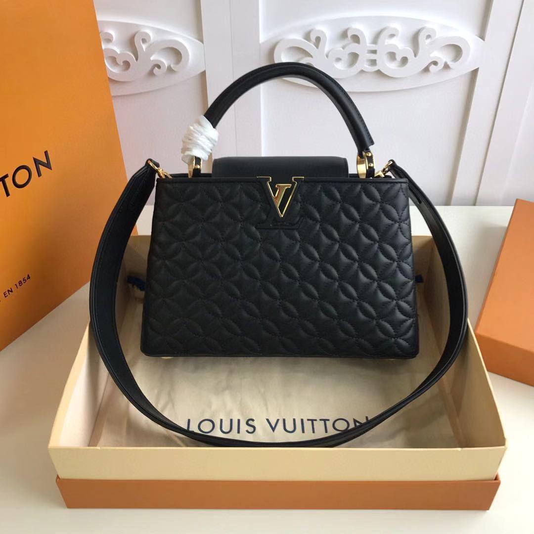 Сумка CAPUCINES PM Louis Vuitton (Луї Віттон) арт. 03-370