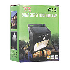 Настенный уличный светильник YX-628-COB, фото 3