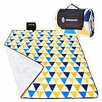 Коврик для пикника и кемпинга складной Springos 200 x 200 см SKL41-277744