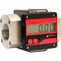Электронный счетчик MGE 250 для дизельного топлива, масла, 10-250 л