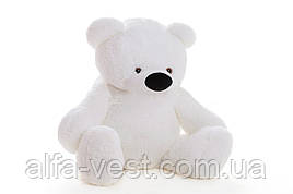 Великий плюшевий Ведмідь Аліна Бублик 180 см білий