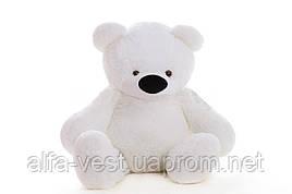 Великий плюшевий ведмідь Аліна Бублик 200 см білий