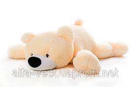 М'яка іграшка ведмідь Умка 100 см персиковий
