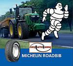 Компанія Michelin представила п'ять нових розмірів своєї популярної лінійки сільськогосподарських шин RoadBib.