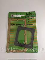 Прокладки радиатора к мотоблок R180(Zubr)