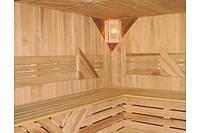 Финская сауна под ключ Нет выбросов дыма, Можно в квартире