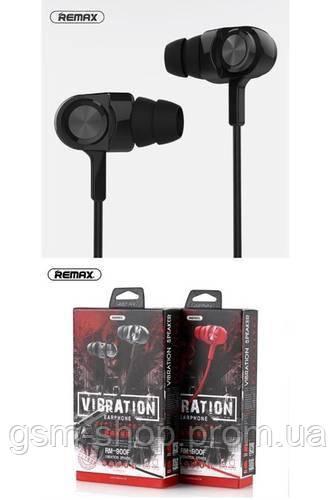 Навушники Remax RM-900F (Чорний)