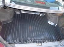 Коврик в багажник для Mitsubishi Carisma 1995-2004 sedan, резино-пластиковый (Lada Locker)