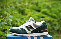 Кроссовки New Balance 996 green