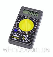 Мультиметр цифровой Rebel  RB-830BUZ