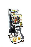 Игрушка Бэйблэйд Beyblade волчок бейблейд в коробке + ручка автомат