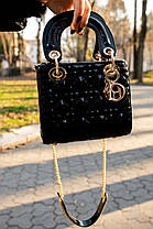 """Сумка Christian Dior """"Черная"""", фото 2"""