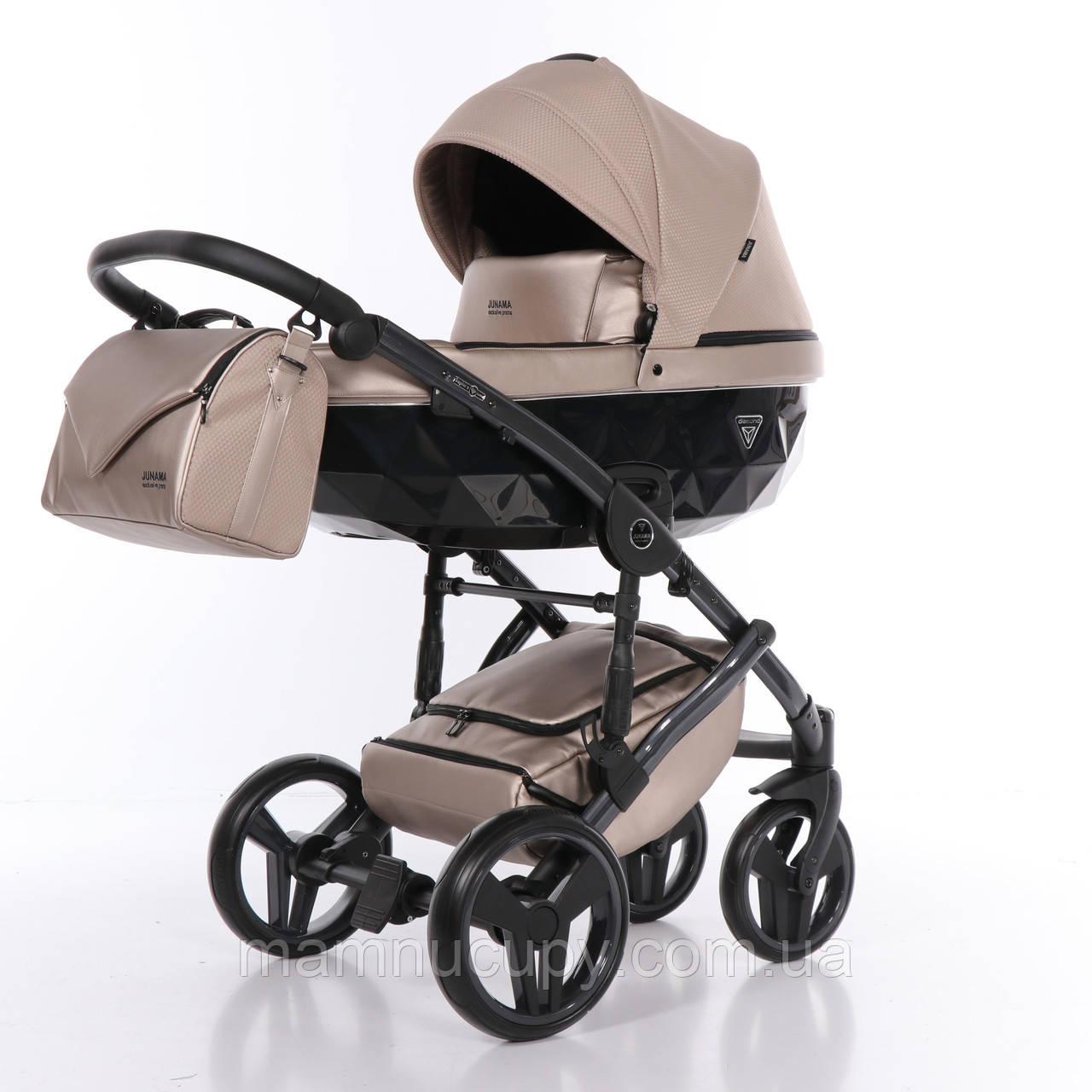 Детская универсальная коляска 2 в 1 Junama Diamond Saphire Eco 06
