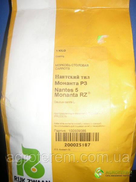 Морковь Монанта MONANTA F1 1кг