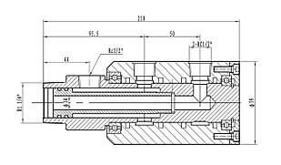 RC2-300 Ротаційне з'єднання