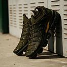 Мужские Кроссовки Nike Air Vapor Max Plus Khaki, фото 2
