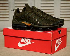 Мужские Кроссовки Nike Air Vapor Max Plus Khaki