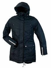 Женская куртка Westlake Lady Parka от ТМ James Harvest (черный, M)