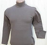Гольф (водолазка) мужской, теплый, на флисе, размер 46-50