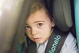 Дитяче автокрісло Lionelo SANDER GREY, фото 7