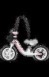 Біговел Lionelo ARIE BUBBLEGUM розовый, фото 4