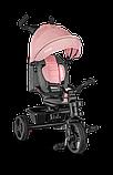 Дитячий велосипед Lionelo HAARI BUBBLEGUM розовый, фото 2