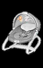 Дитяче крісло-гойдалка Lionelo HENK GREY SCANDI