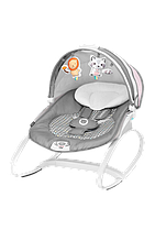 Дитяче крісло-гойдалка Lionelo HENK ROSE SCANDI