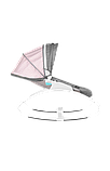 Дитяче крісло-гойдалка Lionelo HENK ROSE SCANDI, фото 5