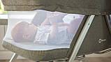 Ліжечко Lionelo VERA GREY, фото 8