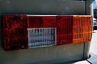 """Стекло заднего правого фонаря Запорожца 968М-3716010-10. Стекла задних фонарей на """"мыльницу"""" 968М-3716011-10"""