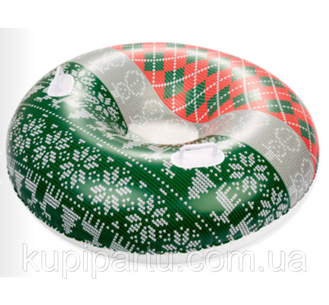 39060 Надувной тюбинг H2OGO! 127 см, морозустойчивый ПВХ, 2 вида