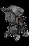 Прогулянкова коляска Lionelo EMMA PLUS BLUE SCANDI, фото 5