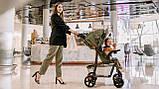 Прогулянкова коляска Lionelo EMMA PLUS FOREST GREEN, фото 7