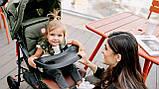 Прогулянкова коляска Lionelo EMMA PLUS FOREST GREEN, фото 10