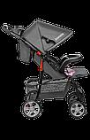 Прогулянкова коляска Lionelo EMMA PLUS PINK SCANDI, фото 2