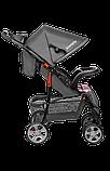 Прогулянкова коляска Lionelo EMMA PLUS PINK SCANDI, фото 3