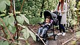 Прогулянкова коляска Lionelo EMMA PLUS PINK SCANDI, фото 8